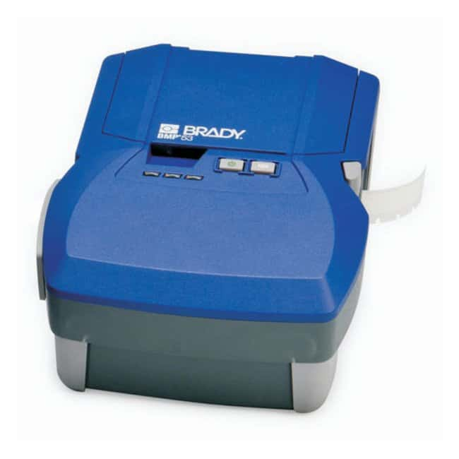 Brady BMP53 Label Maker Printer:Gloves, Glasses And Safety