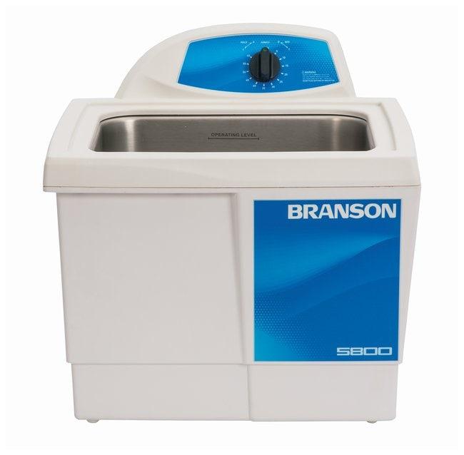 Branson Ultrasonics M Series Ultrasonic Cleaning Bath M5800; 120V; Capacity: