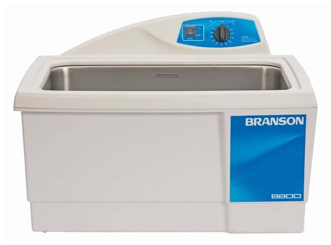 Branson Ultrasonics MH Series Heated Ultrasonic Cleaning Bath M8800H; 120V;