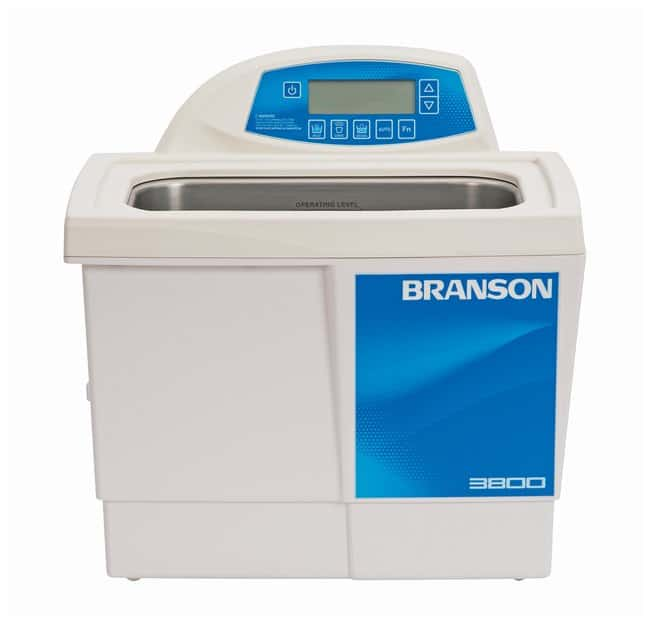 Branson Ultrasonics CPXH Series Ultrasonic Cleaning Bath CPX3800H; 120V;