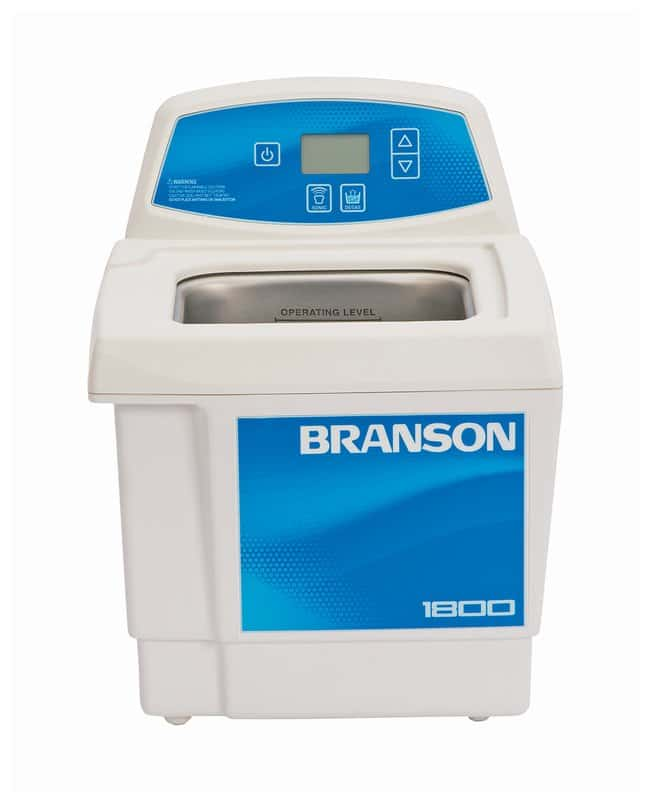 Branson Ultrasonics™ CPX Series Ultrasonic Cleaning Bath: Autoclaving, Sterilisation and Lab Washers Products