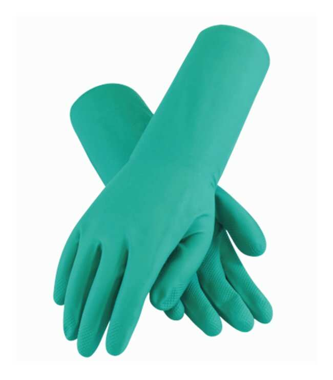 PIP Assurance Unsupported 15mil Medium and Heavy-weight Nitrile Gloves,