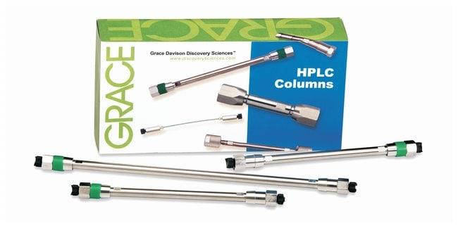 Grace™Colonnes analytiques Alltech™ Vydac™ 201TP C18 Dia. int. x L: 4,6 x 250mm; -5μm voir les résultats