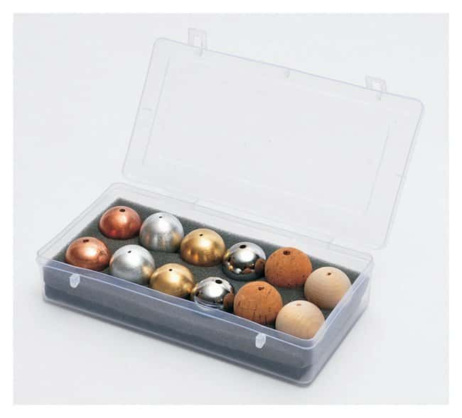 United Scientific Supplies Drilled/Assorted Balls Set :Teaching Supplies:Physics