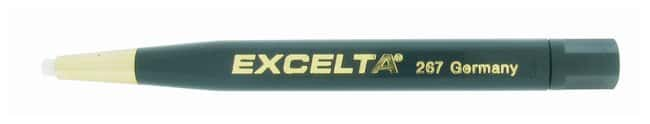 Excelta Scratch Brushes Fiberglass scratch brush; LxO.D.: 4.75x0.375 in.