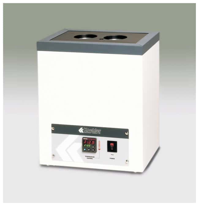 Koehler Instrument Two-Unit Solid Block Oxidation Bath 115V 50/60Hz, 12A:Incubators,