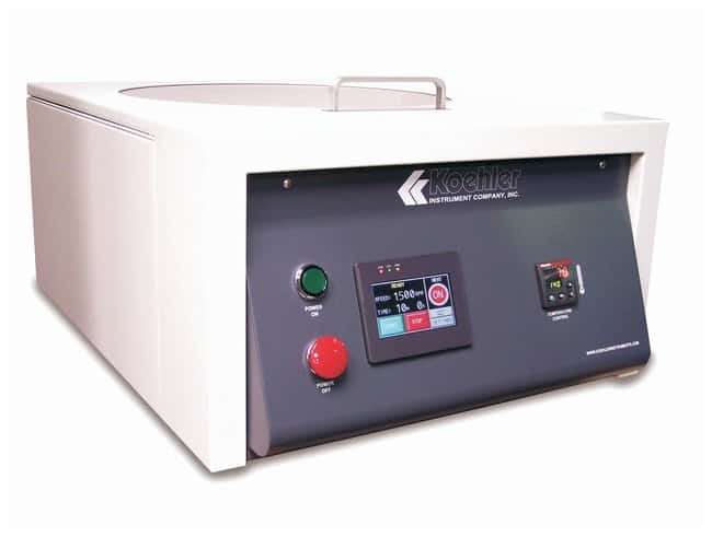 Koehler Instrument Automatic Heated Oil Test Centrifuge:Centrifuges and