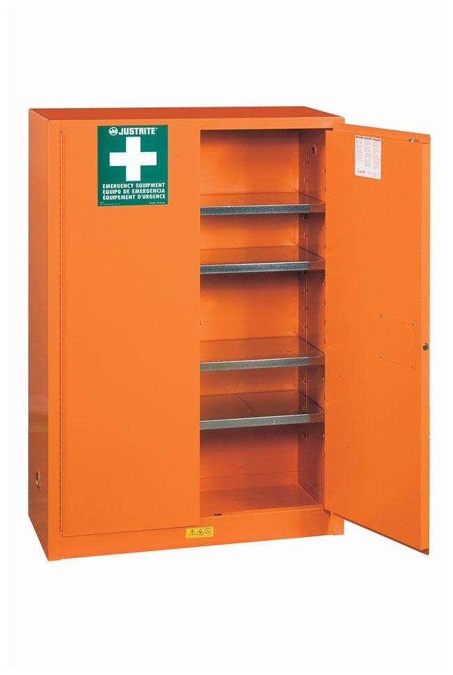 Justrite™Emergency Preparedness Cabinet