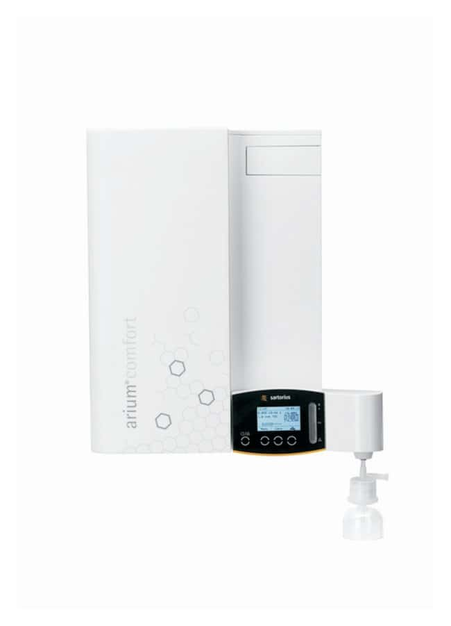 Sartorius arium Comfort I Combined System (TYPE 1 - Ultrapure Water and