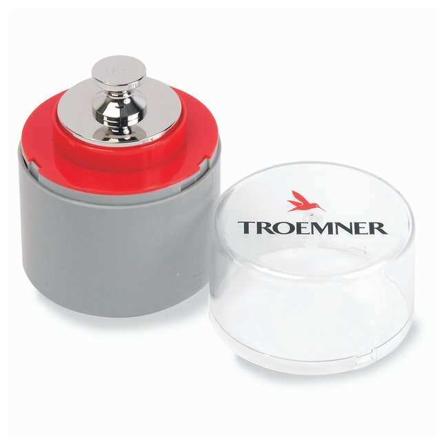 Troemner UltraClass Platinum Individual Analytical Precision Weights with