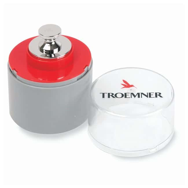 Troemner™ UltraClass Gold Individual Analytical Precision Weights with Traceable Certificate