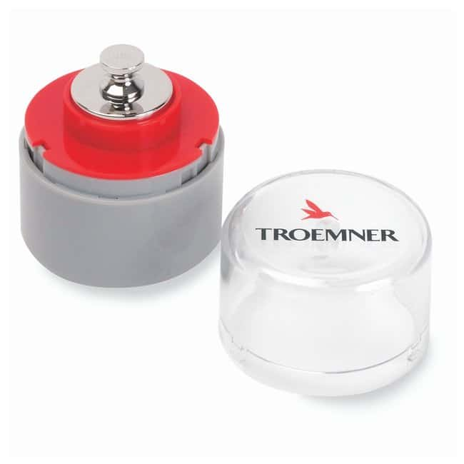 Troemner™UltraClass Platinum Individual Analytical Precision Weights with NVLAP Certificate