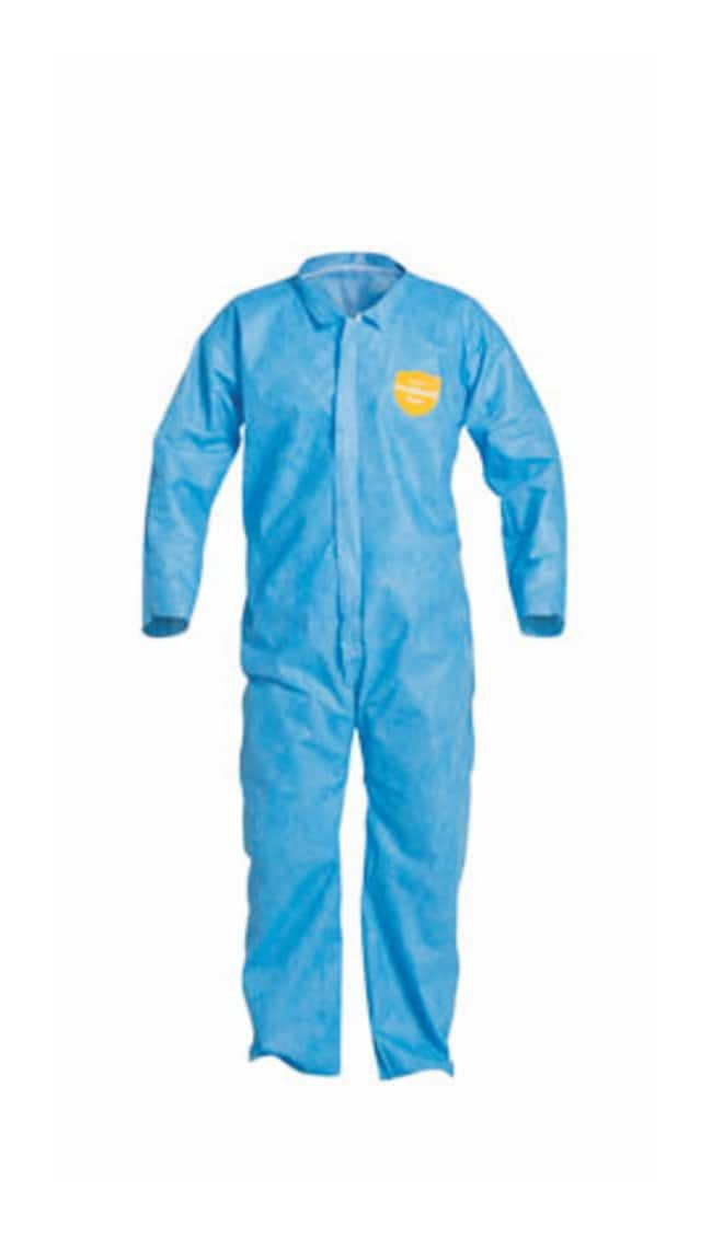 DuPont ProShield Basic Coveralls with Open Wrists and Ankles:Gloves, Glasses