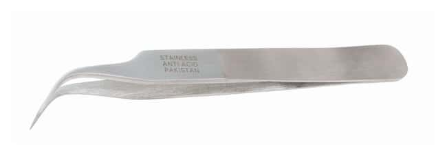 Excelta Precision Tweezers with Curved Tips:Spatulas, Forceps and Utensils:Tweezers