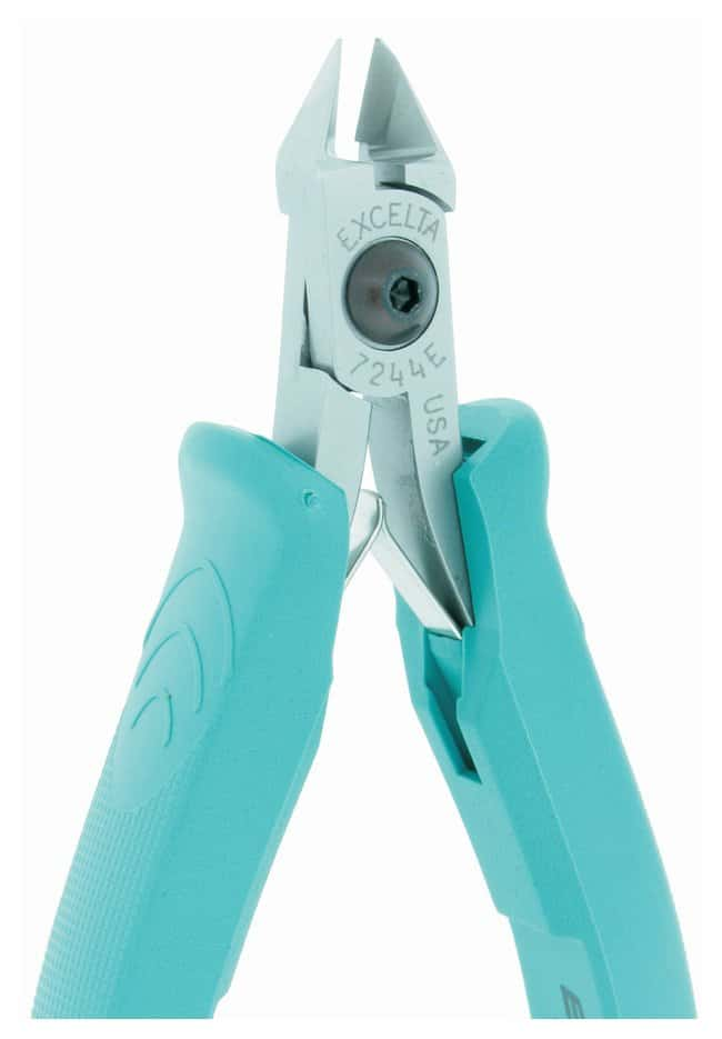 Excelta 7000 Series Ultra Precision Wire Cutters with Medium Heads:Gloves,