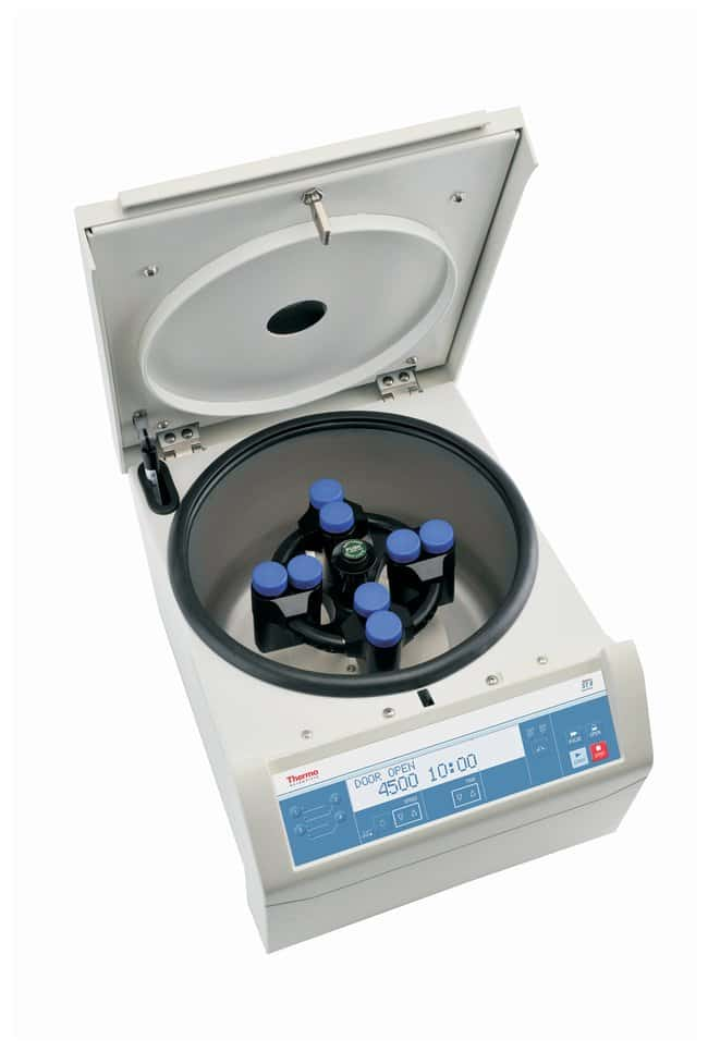 Thermo Scientific Sorvall ST 8 Small Benchtop Centrifuge and Rotor Packages