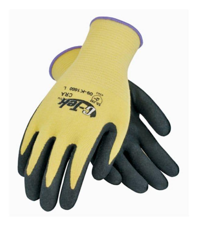 PIP Nitrile-Coated Gloves with Aramid Fiber Medium; 13 gauge; Elastic knit