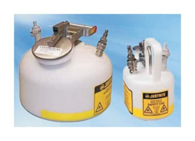 Justrite In-flow Safety Cans:Gloves, Glasses and Safety:Hazardous Materials