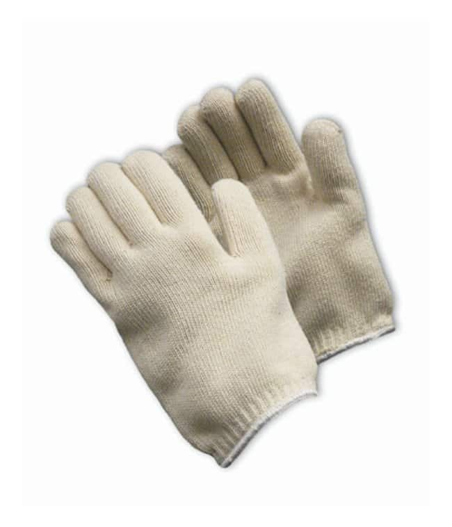 PIP Seamless Cotton Knit Double Layered Hot Mill Gloves:Gloves, Glasses