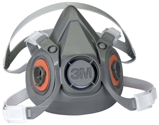 Purifying Mask Series 6000 3m™ Air Face Respirator Half