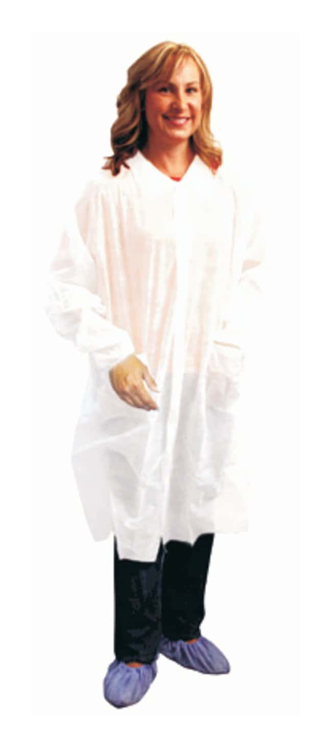 High Five PPSB Lab Coats Size: 4X-Large:Gloves, Glasses and Safety