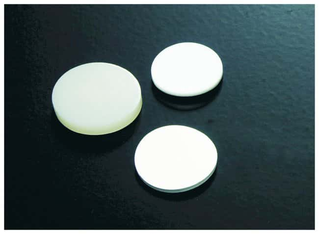 Qorpak™ White Polypropylene Flip Top Caps