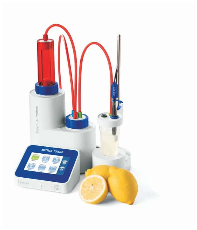Mettler Toledo™ EasyPlus™ Easy pH Titrators