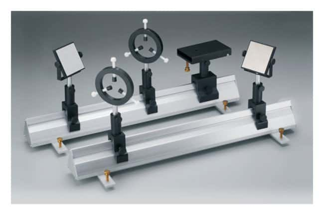 Complete Optical Bench System Standard Pin Carriers Teaching Supplies
