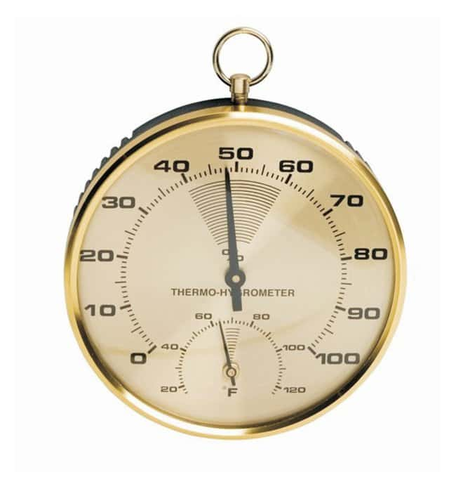 H-B Instrument Durac Thermometer-Hygrometers:Thermometers, pH Meters, Timers