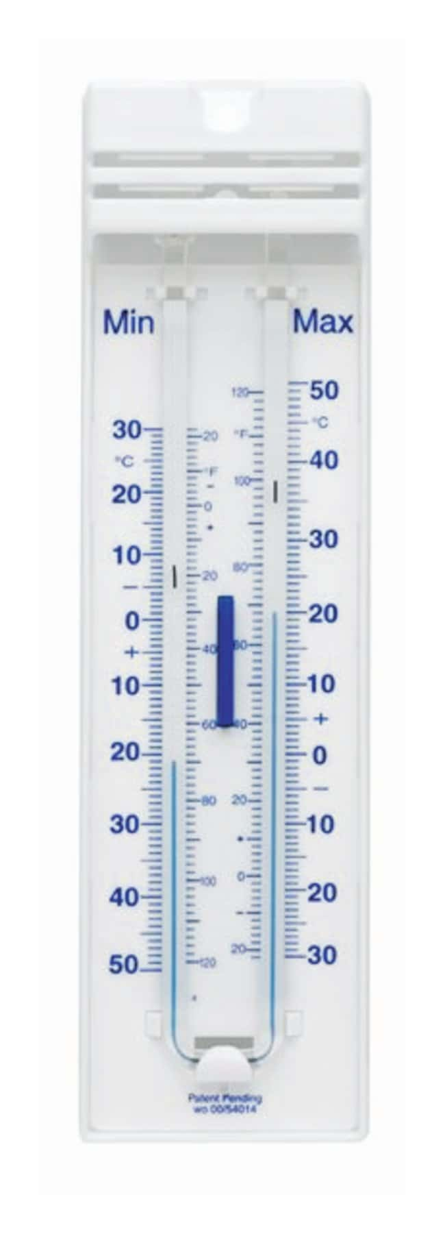 H-B InstrumentDurac Maximum/Minimum U-Shaped Thermometer Range: -35°