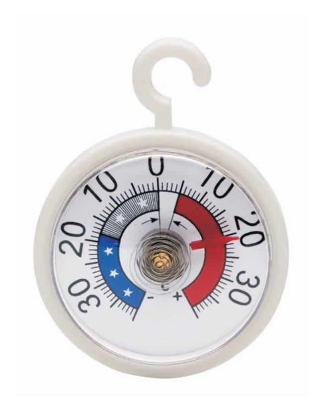 H-B Instrument Durac Refrigerator Thermometers Plastic; Range: -40 to +40deg.C;
