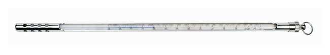 H-B Instrument Durac Plus Liquid-In-Glass Armored Thermometer:Thermometers,