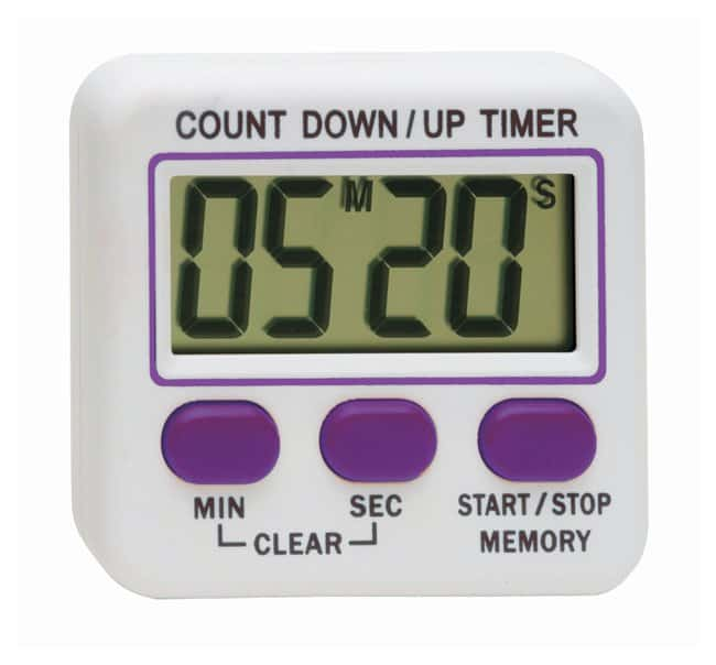H-B Instrument Durac Timers Digital; Channels: 1; With memory, battery,