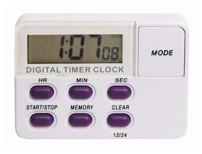 H-B Instrument Durac Timers Digital; Channels: 1; w/Memory, clock, battery,