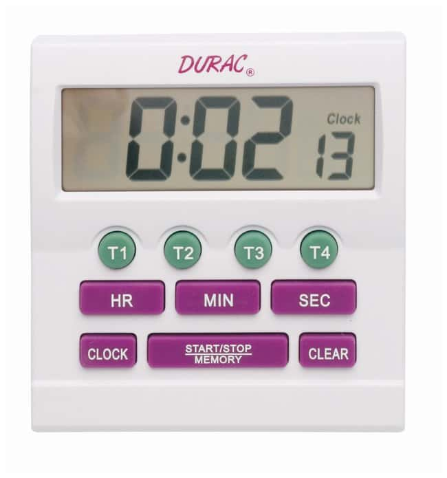 H-B Instrument Durac Timers:Thermometers, pH Meters, Timers and Clocks:Timers,