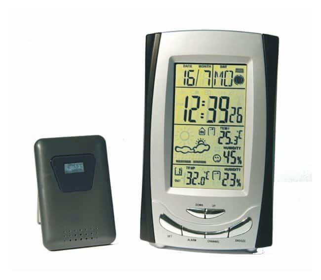 H-B Instrument Durac Weather Stations: North American Version::