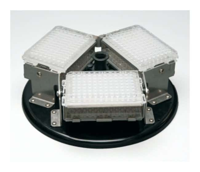 Labconco PTFE Coated 6-Place Microtiter Plate Rotor for CentriVap Vacuum
