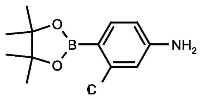 4-Amino-2-chlorophenylboronic acid pinacol ester, 97%, ACROS Organics™ 1g prodotti trovati