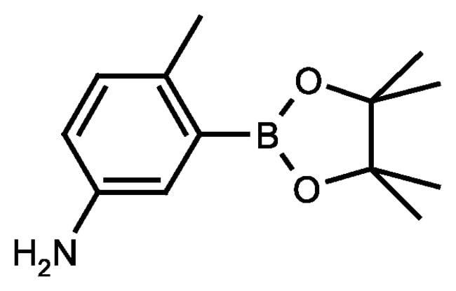 5-Amino-2-methylphenylboronic acid pinacol ester, 97%, ACROS Organics™ 1g Products