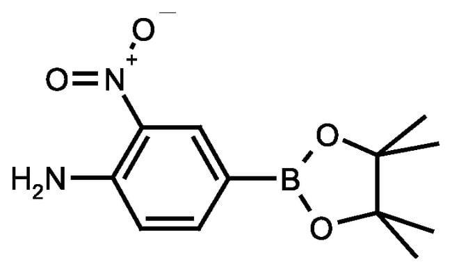 4-Amino-3-nitrophenylboronic acid pinacol ester, 97%, ACROS Organics™