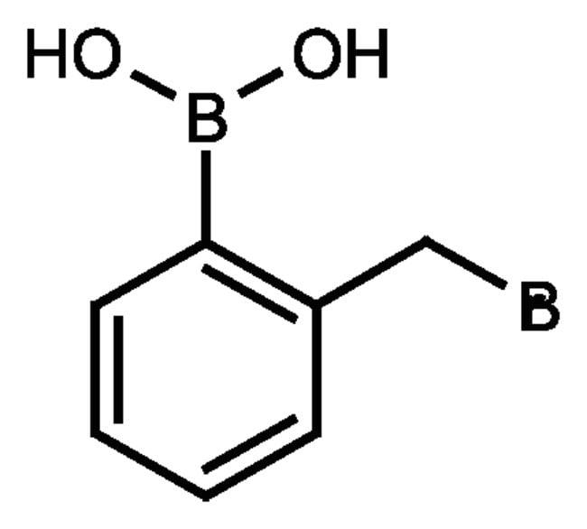 2-(Bromomethyl)phenylboronic acid, 95%, ACROS Organics™