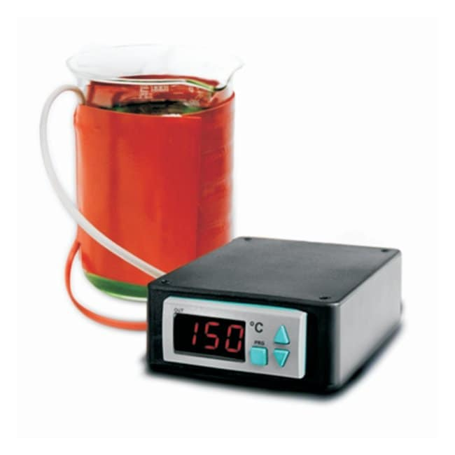 BriskHeat Beaker Heaters with SDC Digital Temperature Controllers:Thermometers,