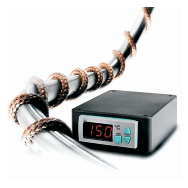 BriskHeat HWC High Temperature Heating Cords with SDC Digital Temperature