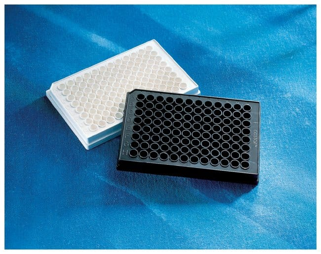 Corning™96-Well Solid Black or White Polystyrene Microplates: Home