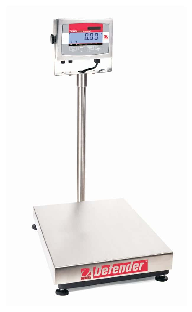 OHAUS™ Defender™ 3000 Washdown Bench Scales