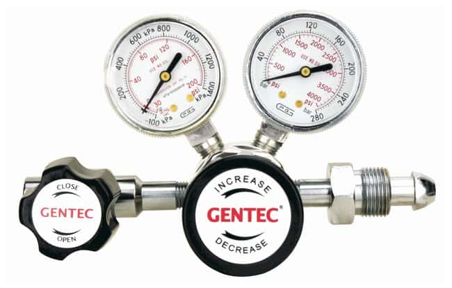 GENTEC R31B Series High Purity Low Flow Gas Regulators:Chromatography:Gases