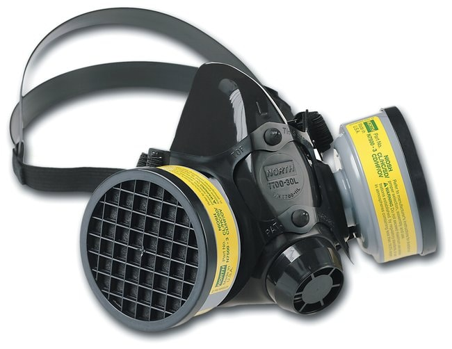 Honeywell&trade;&nbsp;North&trade; 7700 Series Silicone Half-Mask Respirator&nbsp;<img src=