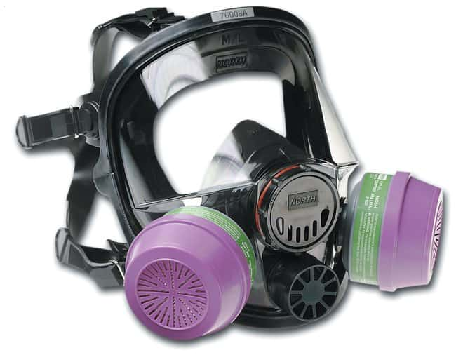 Honeywell™ North™ 7600 Series Silicone Full-Facepiece Air-Purifying Respirator