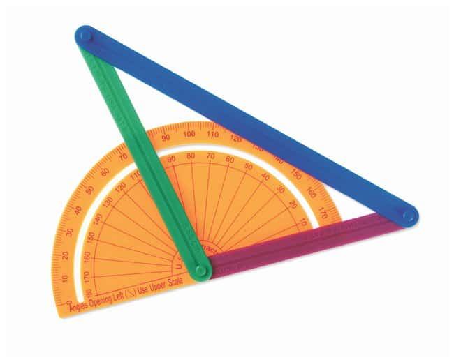 AngLegs Manipulative Geometry Set Manipulative geometry set:Education Supplies