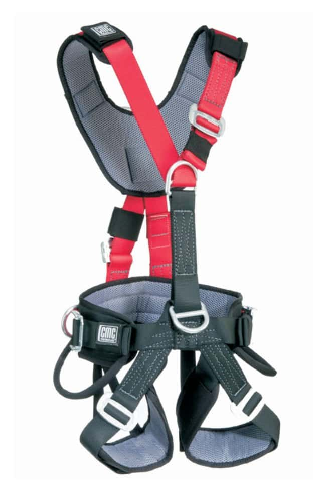 CMC Rescue Fire-Rescue Harness Size: Large/X-Large; Waist: 34 to 46 in.